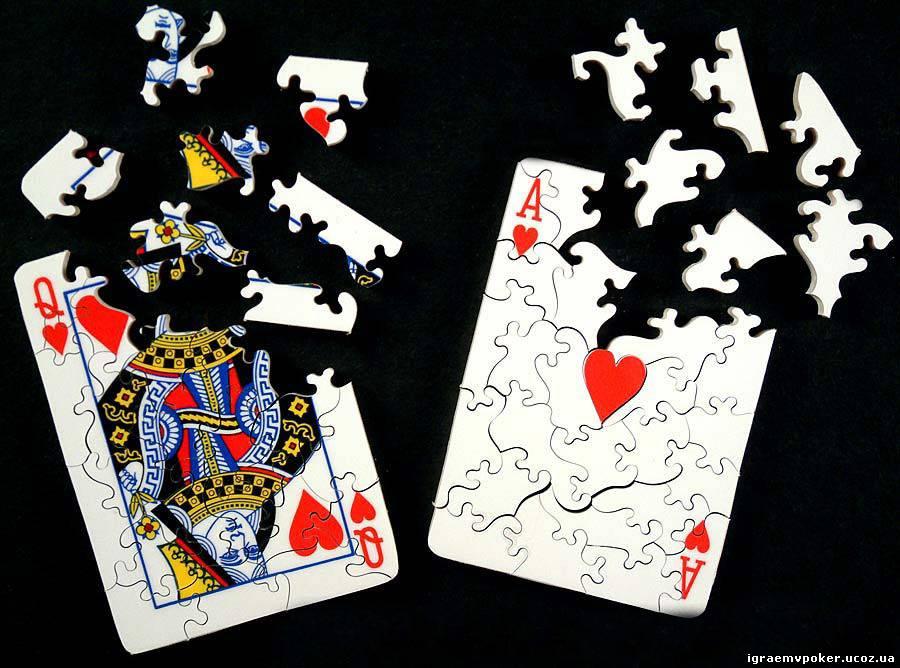 Из чего сделать игральные карты своими руками